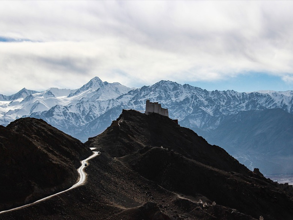 1. Ladakh is an idyllic winter destination