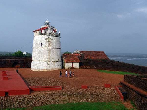 3. Fort Aguada, Goa