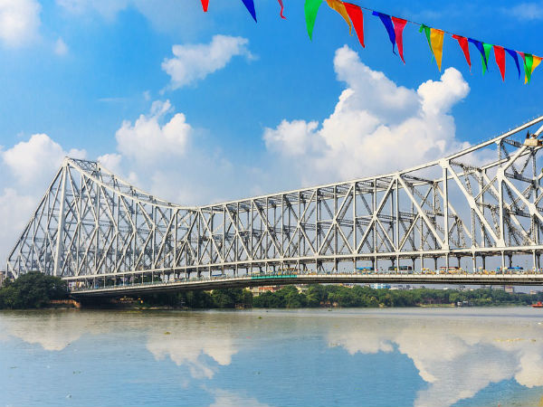 10. Howrah Bridge, West Bengal