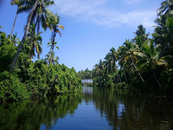 Kalady – The Land Of Holy Shrines