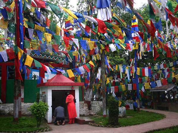 2. Visit the Tibetan Buddhist Monastery