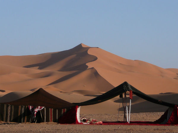 #1 Spend a night or two at Jaisalmer desert camp