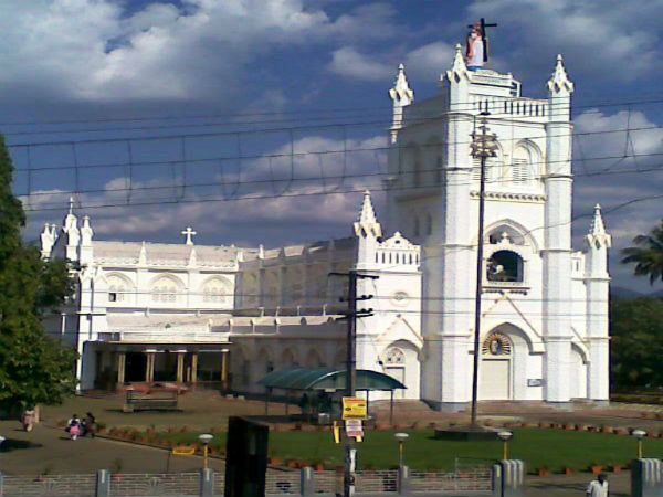 2. St. George's Syro - Malabar Catholic Forane Church, Champakulam