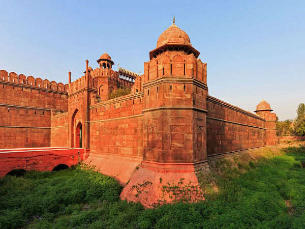 4. Red Fort, Delhi