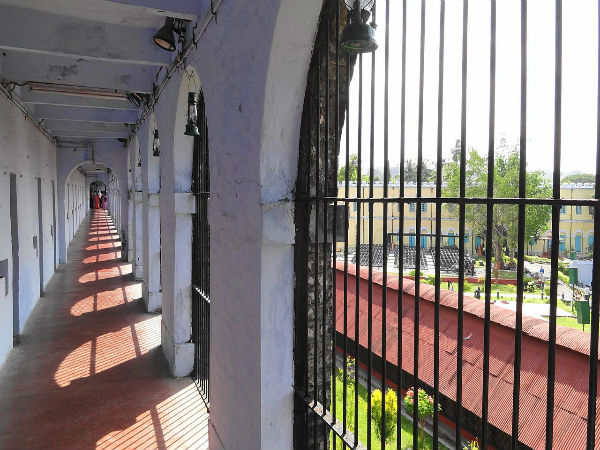 1. Cellular Jail, Andaman & Nicobar Islands
