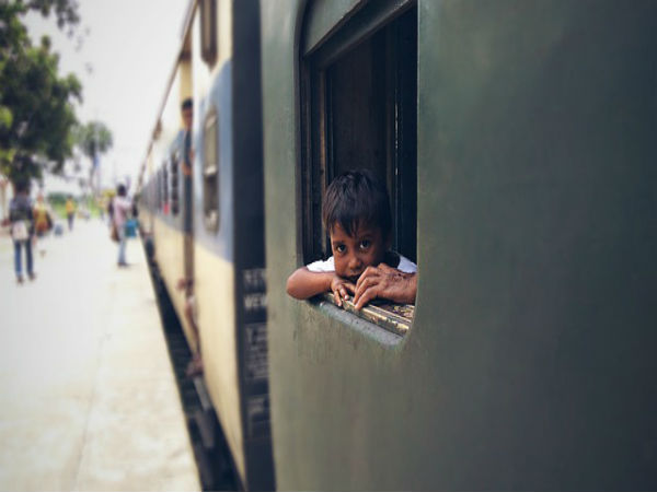 See another version of modern Indian civilisation by travelling by trains