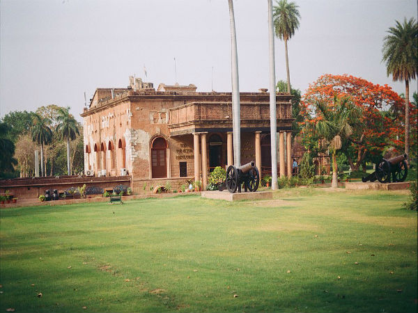 2. Lucknow Residency, Lucknow