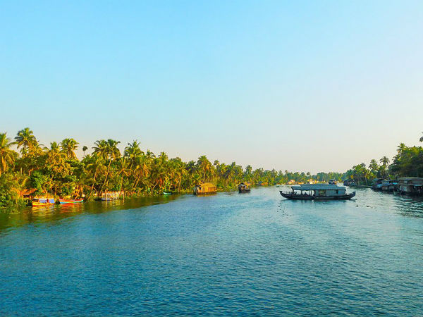 2. Instead Of Alleppey - Kumarakom