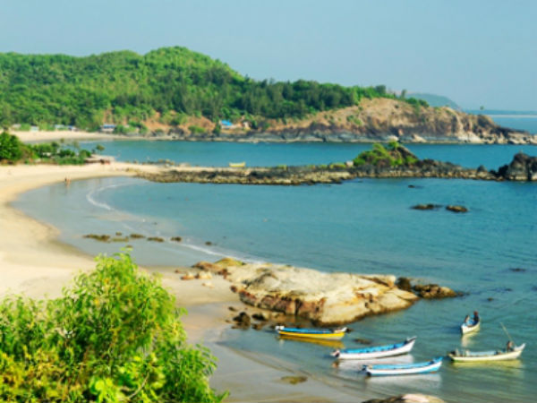 4. Instead Of Goa - Gokarna