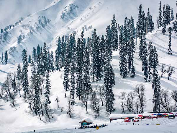 5. Gulmarg, Jammu And Kashmir