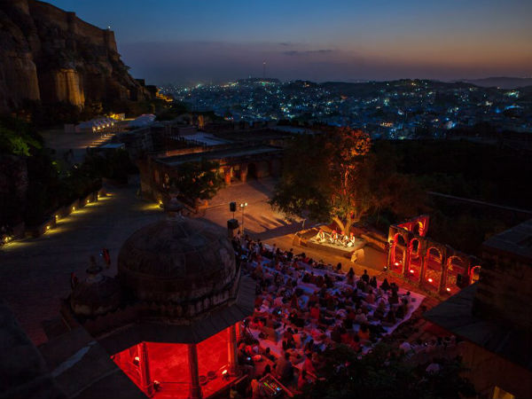 6. Udaipur World Music Festival