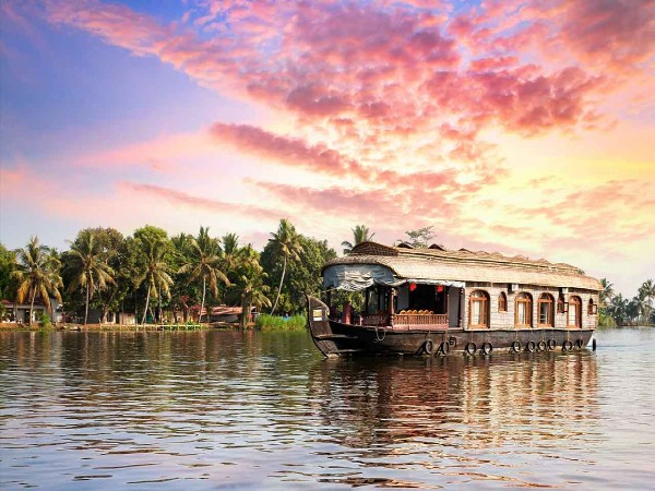 4. Alleppey