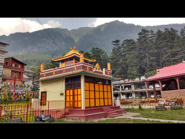 5. The Manali Gompa
