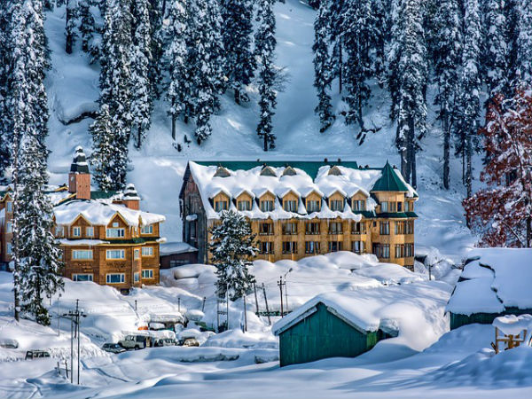 6. Gulmarg, Jammu and Kashmir