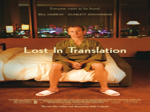 3. Lost In Translation
