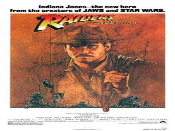 1. Raider's Of The Lost Ark