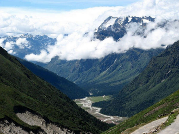 10. Lachung Valley