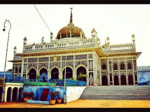 Chota Imambara: The Palace of Lights
