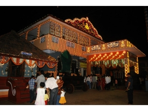Sri Rajarajeshwari Temple In Polali