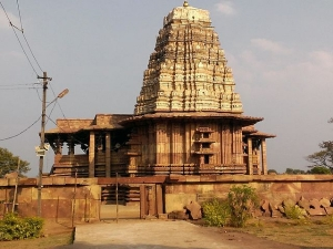 The Ancient Ramappa Temple Near Warangal