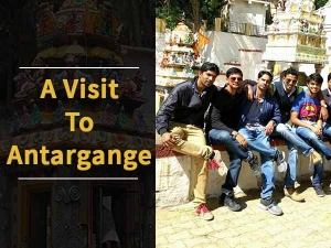 Antargange – The Journey Within