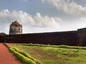 Visit The Historic Aguada Fort In Goa