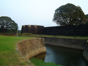 Travel To The Majestic Palakkad Fort In Kerala