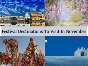 Festival Destinations Of India Every Traveller Must Visit This November