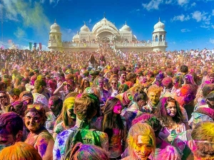 5 Best Places To Celebrate Holi 2018 In India With A Bash