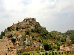 6 Hill Forts of Rajasthan
