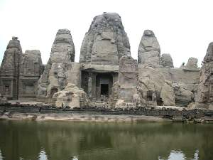The Himalayan Pyramids in Kangra Valley