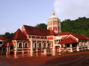Shanta Durga Temple in Goa