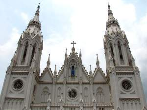 Visit The Largest Church in India!