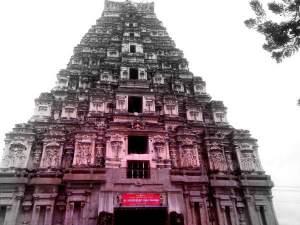 Virupaksha temple - Hampi Attraction