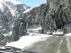 Top 9 Mountain Passes in India