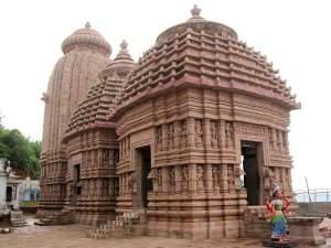 Adi Shakti Peetha at Tara Tarini Temple!