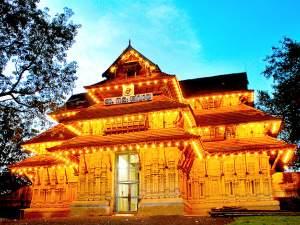 Vadakkunnathan Temple in Thrissur!