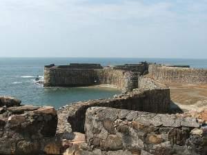 Sindhudurg fort  in Maharashtra