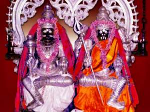 Celebrate Navratri at Mutharamman Temple