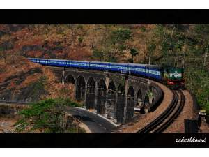 Photo Tour of Thenmala in Kerala
