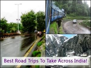Best Road Trips Across India