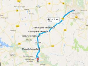 One Day Trip From Bangalore To Talakadu