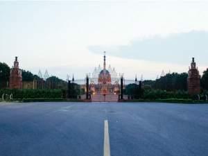 The Monumental Rashtrapati Bhavan
