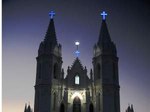 Visit The Holy Town Of Velankanni