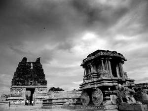 The Vijaya Vittala Temple In Hampi