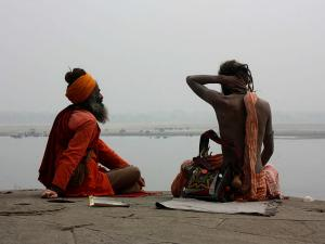 Course Of Mighty Ganga