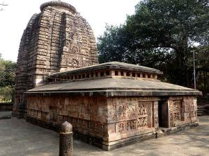 Shiva Temples Of Bhubaneswar