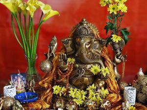Ganesh Chaturthi South India