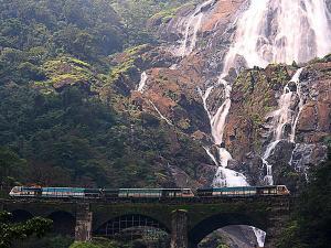 Railway Stations India
