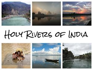8 Holy Rivers of India